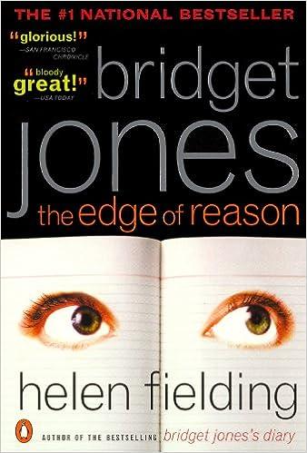 New Book Bridget Jones: The Edge of Reason Helen Fielding