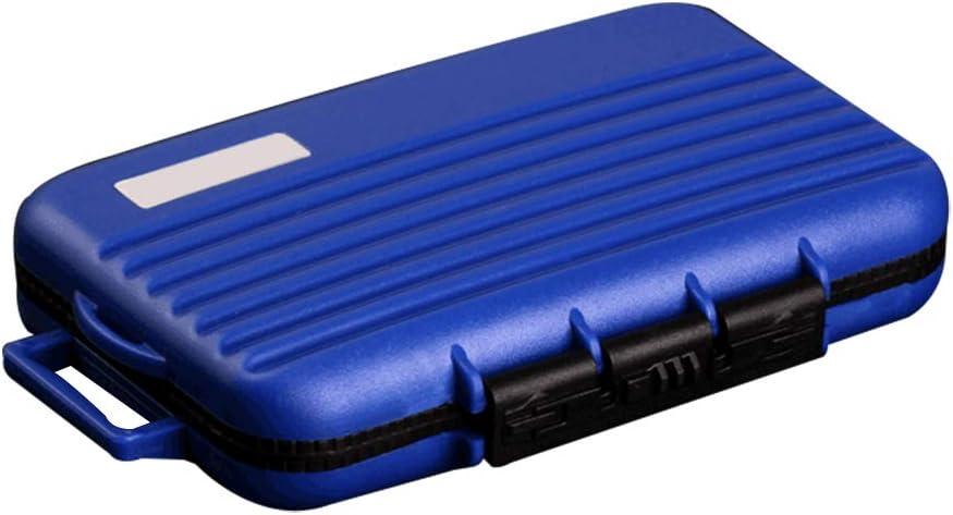 FeiyanfyQ - Estuche Protector para Tarjetas de Memoria SD CF TF (Resistente al Agua, a Prueba de Golpes): Amazon.es: Electrónica