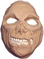 Costume Makeup: Prosthetic- Zombie Full Face