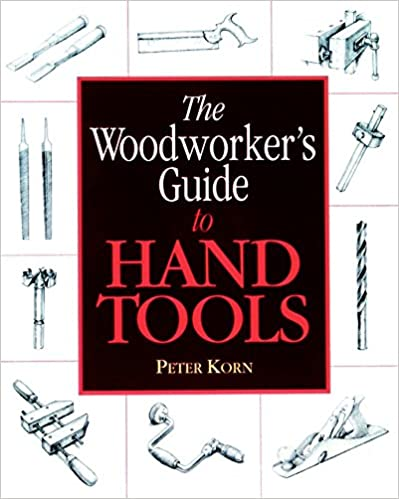 Book Woodworker's Guide to Handtools