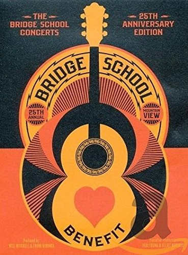 DVD : Ben Harper - The Bridge School Concerts: 25th Anniversary Edition (3 Disc)