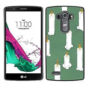 Dragon Case - FOR LG G4 - Stand high and see far - Caja protectora de pl??stico duro de la cubierta Dise?¡Ào Slim Fit