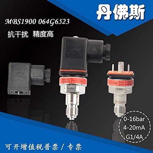 FINCOS Danfoss Danfoss MBS1900 Pressure Transmitter Danfoss 064G6523 Pressure Sensor G1/4A