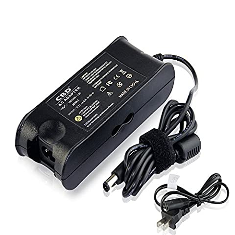 Laptop/Notebook AC Adapter/Power Supply Charger and Cord for Dell Inspiron 1150 13 1705 1720 1721 6400 8500 9200 9300 9400 E1505 E1705 PP08L (Inspiron 1720 English)