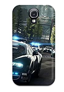 Mark Gsellman Andrews's Shop Best Fashion Case Cover For Galaxy S4(need For Speed Rivals Bugatti Cop Car)