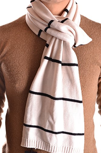 Peuterey Men's Mcbi235102o White Viscose Scarf by Peuterey