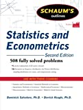 img - for Schaum's Outline of Statistics and Econometrics, Second Edition (Schaum's Outlines) book / textbook / text book