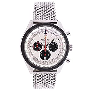 Breitling Chrono-matic automatic-self-wind mens Watch A14360 (Certified Pre-owned)