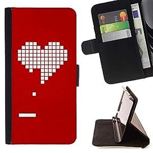 Momo Phone Case / Flip Funda de Cuero Case Cover - Pc juego de los videojuegos de la novia del amor de San Valentín - LG G4