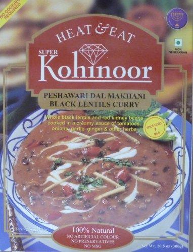 Kohinoor Buttery Black Lentils Dal Makhani - Rte Shop