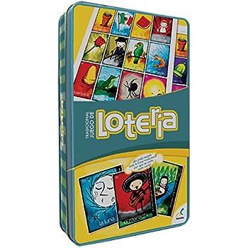 Juego De Loteria En Tin- Loteria Tradicional by Novelty Corp