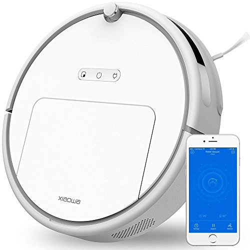 Roborock C10 Xiaowa Automatic Robotic Vacuum Cleaner Stong sution for Pet Hair and Carpet with App Control 2 Hours of Battery Life is Enough to Clean a Big House