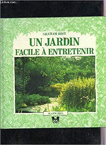 Amazon In Buy Jardin Facile A Entretenir Un Traduit De L