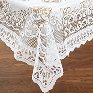 "LACE TABLECLOTH RECTANGLE (54"" X 72"")"