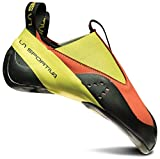 La Sportiva Maverink Climbing Shoe Flame / Sulphur 37.5
