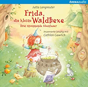 Frida, die kleine Waldhexe Hörbuch