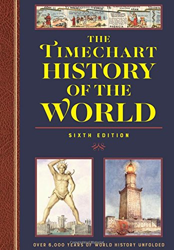 (The Timechart History of the World 6th Edition: Over 6000 Years of World History Unfolded)
