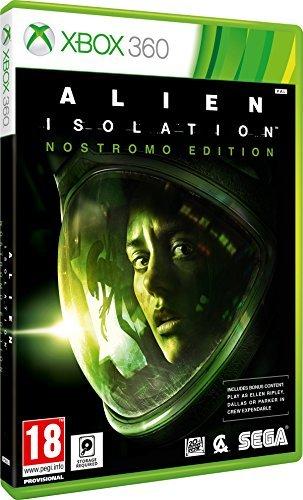 Alien: Isolation - Nostromo Edition (Xbox 360) by SEGA