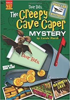 Book Dear Bats: The Creepy Cave Caper Mystery (Carole Marsh Mysteries (Paperback)) by Carole Marsh (2007-12-01)