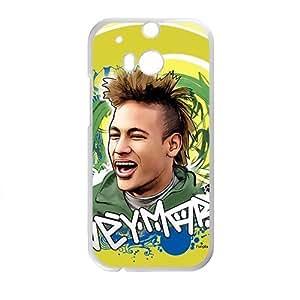 DAZHAHUI Neymar Brazil Phone Case for HTC One M8