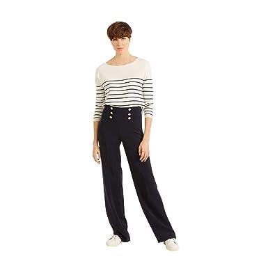 76564d8a2f651 Rodier Pantalon à Pont: Amazon.fr: Vêtements et accessoires