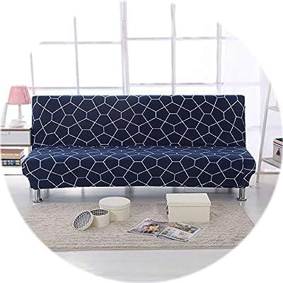 Amazon.com: Secret-shop Spandex Sofa Bed Cover Stretch No ...