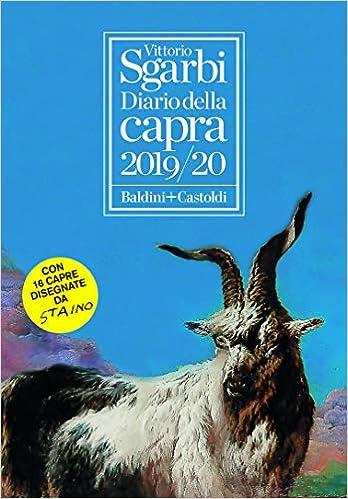 Diario della capra 2019-2020 (Agenda) (Le boe): Amazon.es ...