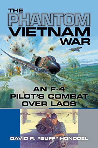 Used, The Phantom Vietnam War: An F-4 Pilot's Combat over for sale  Delivered anywhere in USA