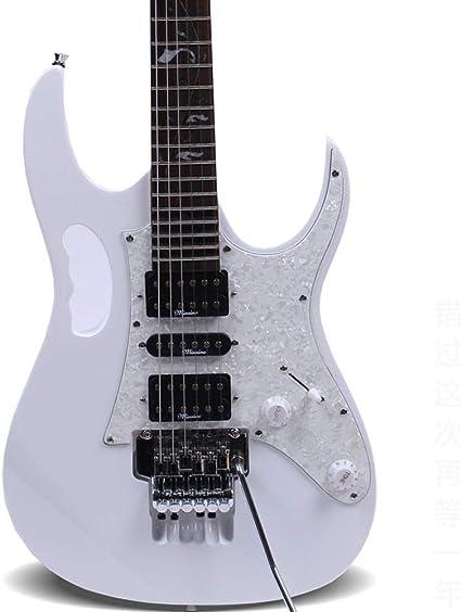 Miiliedy Estilo de moda Personalidad Rock Guitarra eléctrica Nivel ...