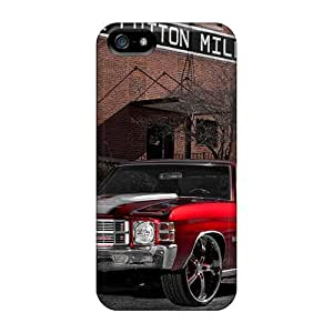 Tpu Protector Snap ZseHO3391WqIzf Case Cover For Iphone 5/5s