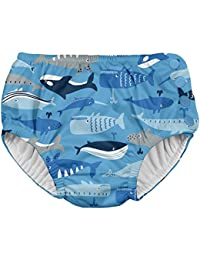 Baby Boys' Snap Reusable Absorbent Swimsuit Diaper