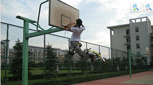 51v8O0%2B73qL - Adult Kangaroo Shoes Jumping Stilts Fitness Exercise (200-242lbs/90~110kg) Bouncing shoes (black)