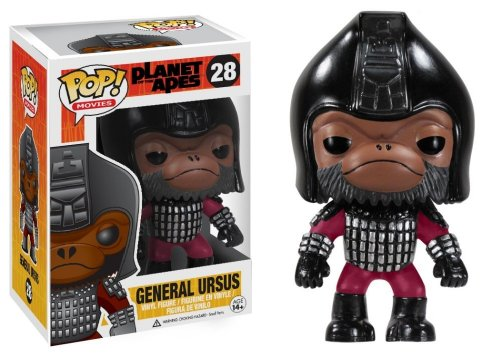 Funko POP Movies General Ursus Planet of The Apes Vinyl Figure