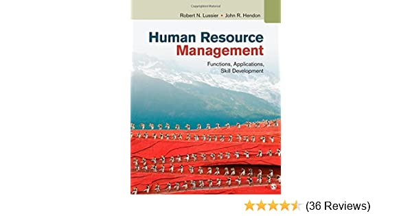 four functions of human resource management