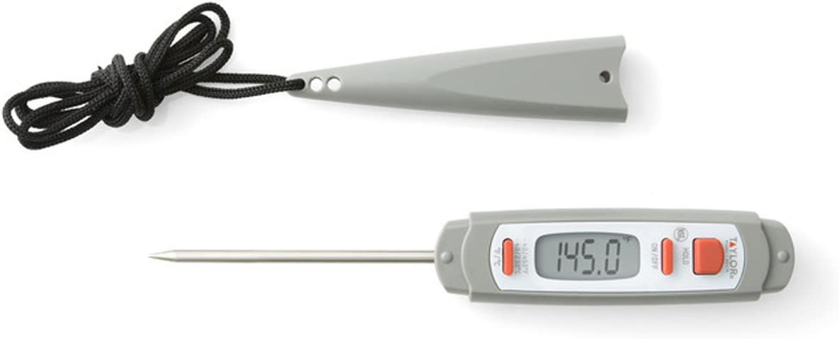 Taylor Compact Waterproof Digital Pen Thermometer: Kitchen & Dining