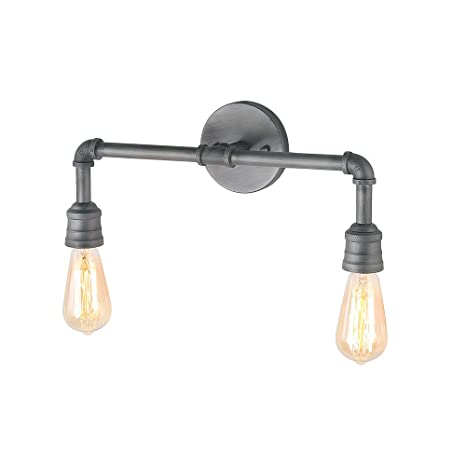LNC Light Vanity Lights Wall Sconce Wall Lamp Industrial Bathroom - Industrial bathroom sconce