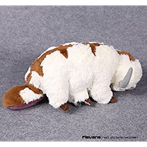 The Last Airbender APPA Stuffed Plush Doll Large Soft Toy 40cm RARE New