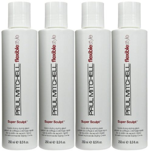 Super Sculpt Styling Glaze - Paul Mitchell Super Sculpt Glaze, 8.5 oz, 4 pk