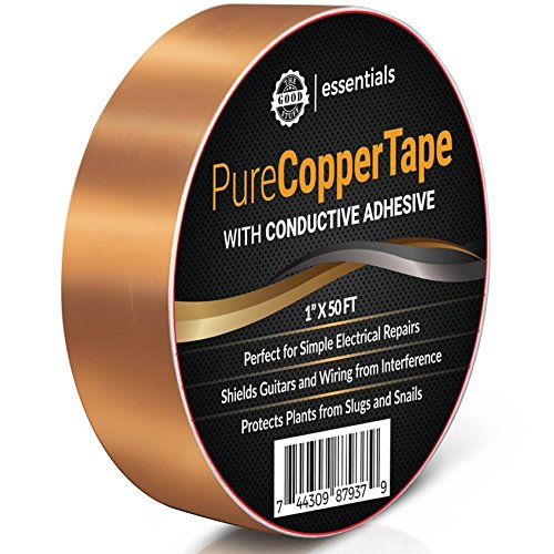Peel Radio Card - Conductive Copper Foil Craft Tape – 2