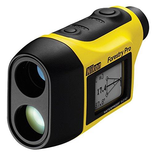- Nikon Forestry Pro - Waterproof Laser Rangefinder