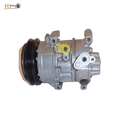 Amazon.com: AC Compressor & A/C Clutch for Toyota Yaris 2006 2007 2008 2009 2010 2011: Home Improvement