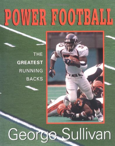 Download Power Football: The Greatest Running Backs pdf