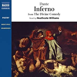 Inferno: From The Divine Comedy Audiobook