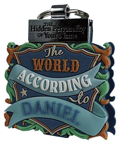 Mundo según llavero libro Daniel clave cadena (1840119 ...