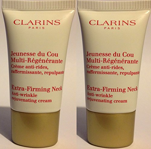 Clarins Advanced Extra-Firming Neck Cream 1.0 oz All Skin Types NEW SEALED