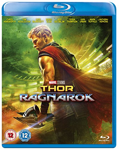 Thor Ragnarok [Blu-Ray] [International version]