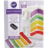 Easy Layers! Cake Pan Set, Non-Stick, 15.2cm (6in), 5 piece