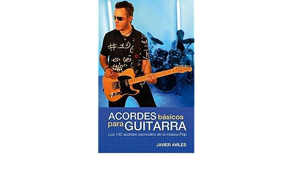 Acordes básicos para Guitarra eBook: Avilés, Javier: Amazon.es ...