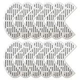 Pioneer Pet Replacement Filters for Ceramic and Stainless Steel Fountains, 12-Filters