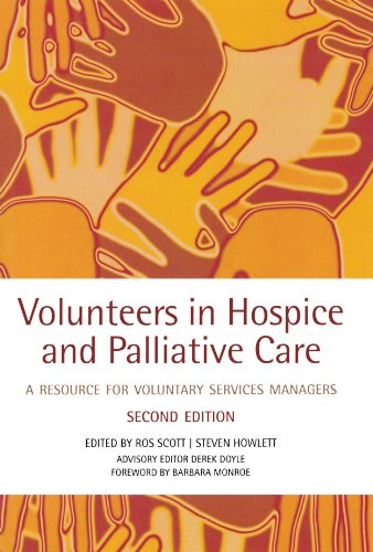 Volunteers in hospice and palliative care: A resource for voluntary service managers by Oxford University Press